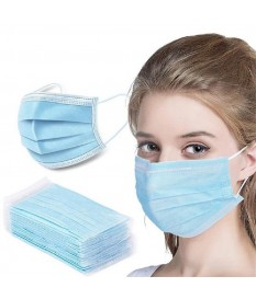 3-Ply Non-Surgical Disposable Face Masks