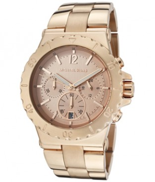 Genuine Michael Kors MK5314 Rose Golden Womens Watch