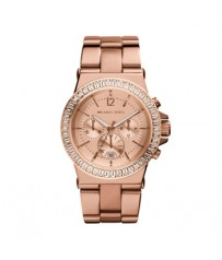 Genuine Michael Kors MK5412 Rose Golden Womens Watch