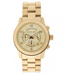 Genuine Michael Kors MK8077 Unisex Mid Size Chronograph Watch